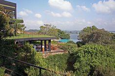 Geoffrey Bawa's Kandalama Hotel, Sri Lanka