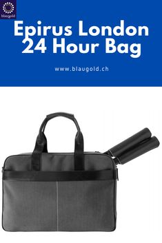 Color =Black  &  Gray Description  Stylishly stowed away your tennis or sports equipment, whether in the office or when traveling First-class materials make the bag light, waterproof, durable and an absolute eye-catcher Compact and functional with storage space for laptop, tablet and work documents An external pocket allows quick access to your most important things on the go.#24HourBag#stylishbag#Handbag Black And Grey, Color Black, Gray, Stow Away, Yoga, London, Sports Equipment, The Office, Catcher