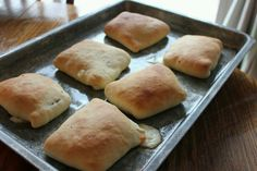 Homemade hot pockets ham and cheese freeze them up to 2 to 3 months.