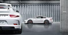 Porsche new GT-3