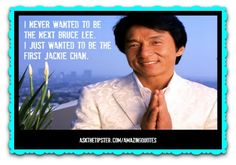 Jackie Chan...  http://askthetipster.com/tag/best-inspirational-video/