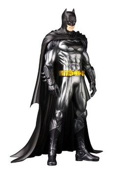 Shop for Kotobukiya DC Comics Justice League Batman New 52 ArtFX+ Statue and search for lots more superhero and sci-fi merchandise, collectibles, toys, and more. New 52, Dc Comics, I Am Batman, Superman, Statues For Sale, Dc Characters, Comic Book Heroes, Dc Heroes, Dc Universe