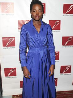 Star Tracks: Friday, May 13, 2016 | TIME TO SHINE | Tony nominated for her role in Broadway's Eclipsed, Lupita Nyong'o attends the 67th Annual New Dramatists Luncheon on Thursday in N.Y.C.