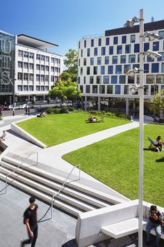 University of Technology Sydney – Sydney, Australia – Landscape architecture…