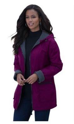 7313e93eebd Product review for ILSE JACOBSEN Women s Tall Plus Size Rain 37l. - Ilse  Jacobsen Size Chart The raincoat
