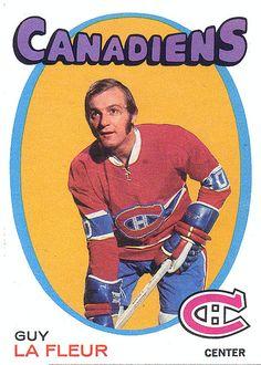 Guy LaFleur rookie card Canadiens de Montreal Go Habs Go ! Montreal Canadiens, Hockey Teams, Ice Hockey, Hockey Stuff, Bruins Hockey, Hockey Mom, Hockey Cards, Football Cards, Baseball Cards
