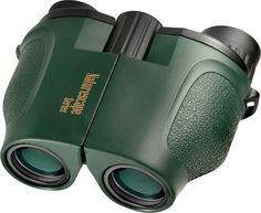 Barska - Naturescape 8 x 25 Binoculars - Green/Black, AB11272