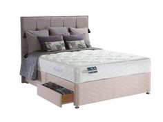 Sealy Pearl Latex Divan Bed. The Pearl Latex features Sealy's PostureTech 660 spring system and 40mm of innergetic latex to provide you ultimate comfort from your bed. While the Sealy spring system offers comfort with excellent support, the adaptive technology in this mattress helps to naturally support your body and distribute weight away from the heaviest parts of your body.