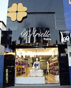 Eu recomendo D'Arielle Lingerie - Setor Marista, #Goiânia, #Goiás, #Brasil