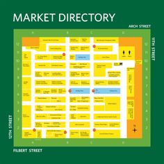 Reading Terminal Market › Shopping and Food
