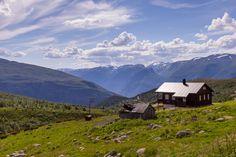 Aurlandsfjellet by Nicolas Grevet on 500px