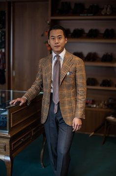 """bntailor: """"B&TAILOR sports jacket & B&TAILOR Trousers """""""