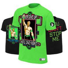 John Cena Ultimate Fan Youth T-Shirt Package