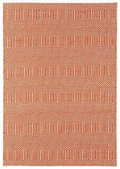 Teppich Wohnzimmer Carpet Modernes Design SLOAN STREIFEN RUG 55 Baumwolle 45 Wolle 120x170 Cm