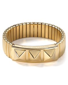 Rebecca Minkoff Studded Watch Band Bracelet | Bloomingdale's
