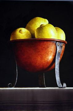 Ottorino De Lucchi 1951 | Italian Hyperrealist painter