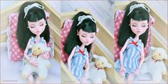 Monster High, Snow White, Disney Characters, Fictional Characters, Dolls, Disney Princess, Anime, Art, Baby Dolls