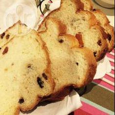 Foto recept: Krentenbrood met kaneel