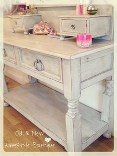 Lovely How to Paint Mexican Pine Furniture