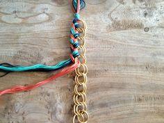 DIY Boho Bracelet (French tut..)