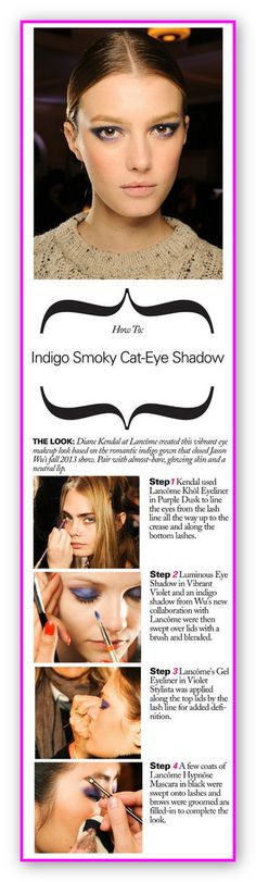 Ideas eye shadow makeup tutorial step by step cat eyes for 2019 39 Ideas eye shadow makeup tutorial step by step cat eyes for 2019 Smokey Cat Eye, Smokey Eye Makeup, Natural Eye Makeup, Natural Beauty Tips, Blue Makeup, Makeup For Brown Eyes, Eyeshadow Looks, Eyeshadow Makeup, Khol Eyeliner