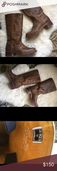 Frye Campus boots Frye Campus boots  Size 9.5  Please ask questions before purchase Frye Shoes Heeled Boots