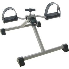Gold's Gym Folding Upper & Lower Body Cycle with Monitor - Walmart.com
