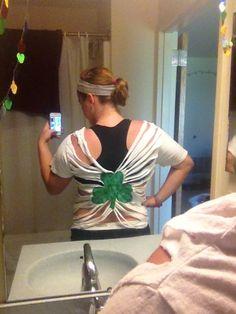 St. Patty Day Shirt!!<3!!