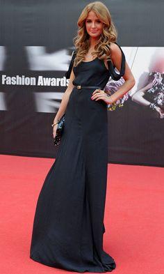 Millie Mackintosh At The Scottish Fashion Awards, 2012