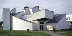 Tout le parcours de Frank Gehry au Centre Pompidou