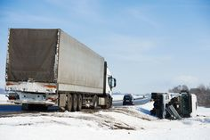 A #truckaccident is no laughing matter. When you consider experiencing impact with a big truck that weighs between 10,000 to 100,000 pounds, you become immediately aware that any injury sustained from a truck accident can easily become a matter of life and death. Truck #accidents are one of the most devastating incidents in the roadways.
