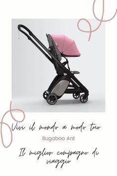 Ant è il passeggino ideale per viaggiare, perchè leggero, con seduta reversibile che permetterà al tuo bimbo di guardare sia mamma/papà che il panorama. Inoltre può essere usato sin dalla nascita. Bugaboo, Mamma, Baby Strollers, Children, Shopping, Baby Prams, Young Children, Boys, Kids