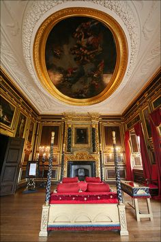 Tredegar House. Newport. South Wales