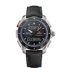 Omega Speedmaster X-33 Regatta Chronograph ETNZ Limited Edition -  The members of the winning team of the 35th America's Cup wore this Omega Speedmaster X-33 Regatta Chronograph ETNZ  -  Your Watch Hub