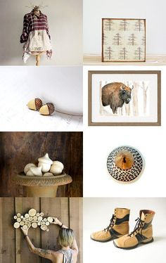into the woods by Angela Curtis on Etsy--Pinned with TreasuryPin.com