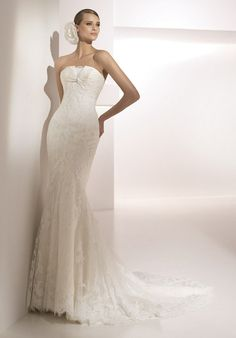Sublime robe de mariée de marque Pronovias