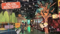 This week for our family field trip we found ourselves at the Hong Kong Heritage Museum in Shatin. If you missed our last field trip, we were having fun and frolics Playtown in the West 9 Zone complex adjoined to Olympic MTR in Kowloon and you can read about our experience here.   This week …