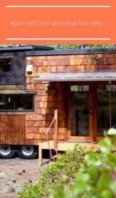 #tiny homes bathtub North Sister by Wood Iron Tiny Homes - Tiny Living