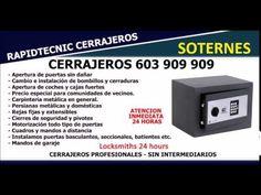 CERRAJEROS SOTERNES VALENCIA 603 909 909