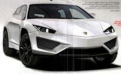 A #Lamborghini SUV?
