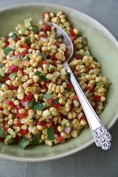 It's the last week of summer! While I am glad for the routines to come back  into play, my mind can't help but wonder where did the time go! This  weekend we are going to have our back to school cookout! A summer cookout  is not complete without our Summer Corn Salad. This dish is perfect to cool  you down from the heat of the summer. We know a thing or two about coping  with the heat of the summer here in Charleston-activities featuring water  and refreshing food! With this corn salad, I…
