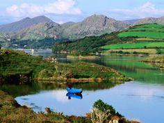 Kenmare River, Ireland
