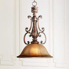 "Illuminati Collection 15"" Wide Nook Pendant Light - #58537 | Lamps Plus"