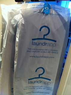 New Laundrapp hanger tags!