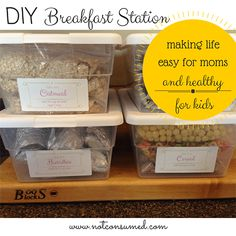 DIY-Breakfast-Station