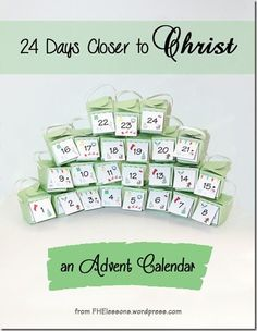 24 Days Closer to Christ Advent