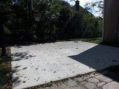 A Pro Dunk Gold Basketball System is a great additional to a backyard of any homes.