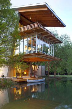 Galería - Casa Laguna en la granja Ten Oaks / Holly And Smith Architects - 8