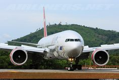 Boeing 777-3ZG/ER aircraft picture