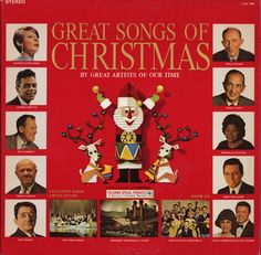 My all-time favorite Christmas album!